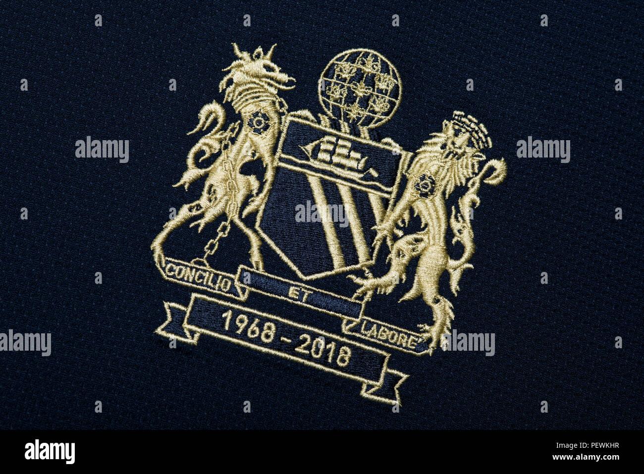sale retailer 53b24 a67dc Manchester United 1968 European Cup Final Retro Away Shirt ...