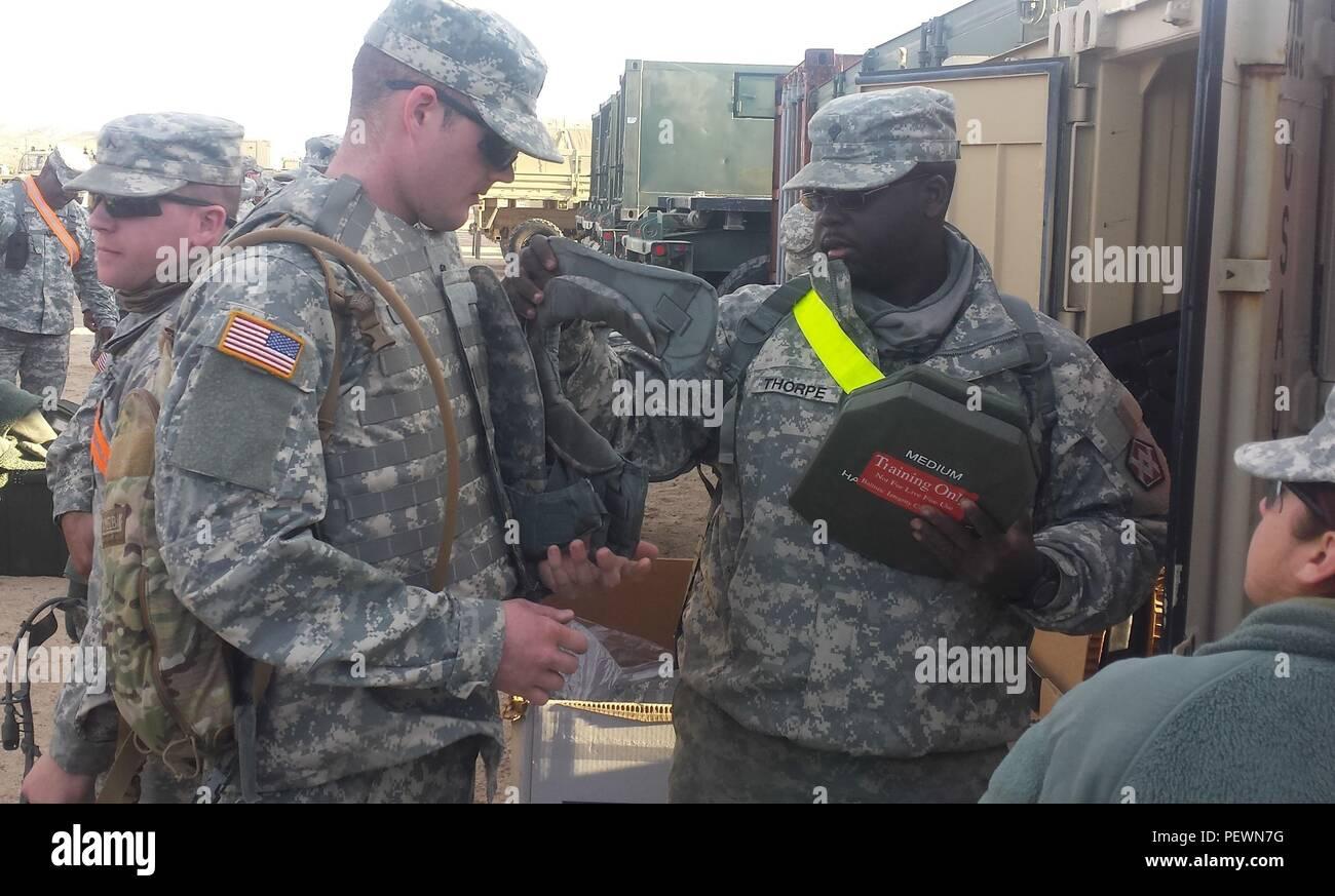 Interceptor Body Armor Stock Photos & Interceptor Body Armor