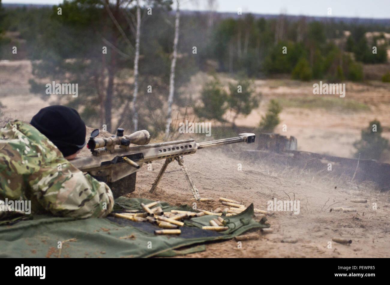 50 Caliber Sniper Rifle Stock Photos 50 Caliber Sniper Rifle Stock