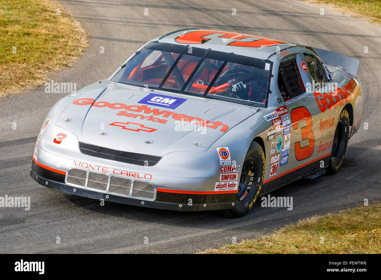 1995 goodwrench chevrolet monte carlo nascar entrant with driver danny lawrence at the 2018 goodwood festival of speed sussex uk stock photo alamy https www alamy com 1995 goodwrench chevrolet monte carlo nascar entrant with driver danny lawrence at the 2018 goodwood festival of speed sussex uk image215697924 html