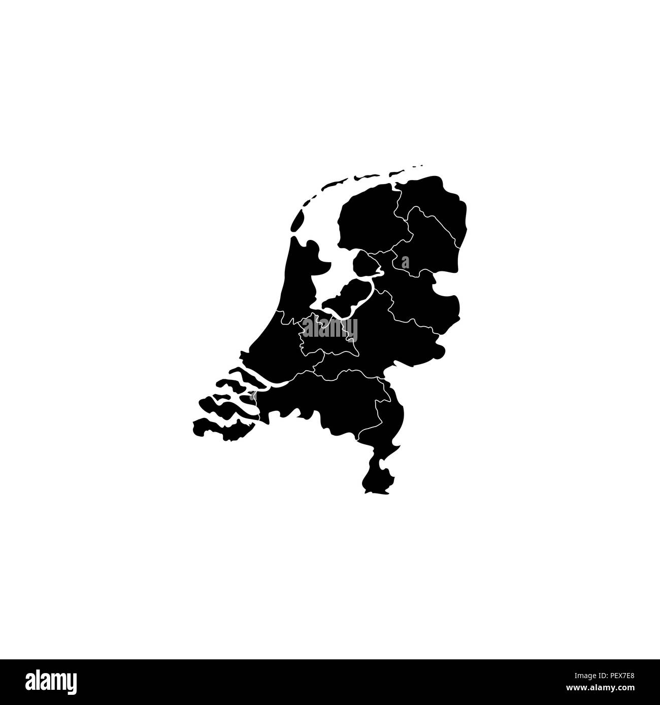 Holland Vector Vectors Black And White Stock Photos Images Alamy