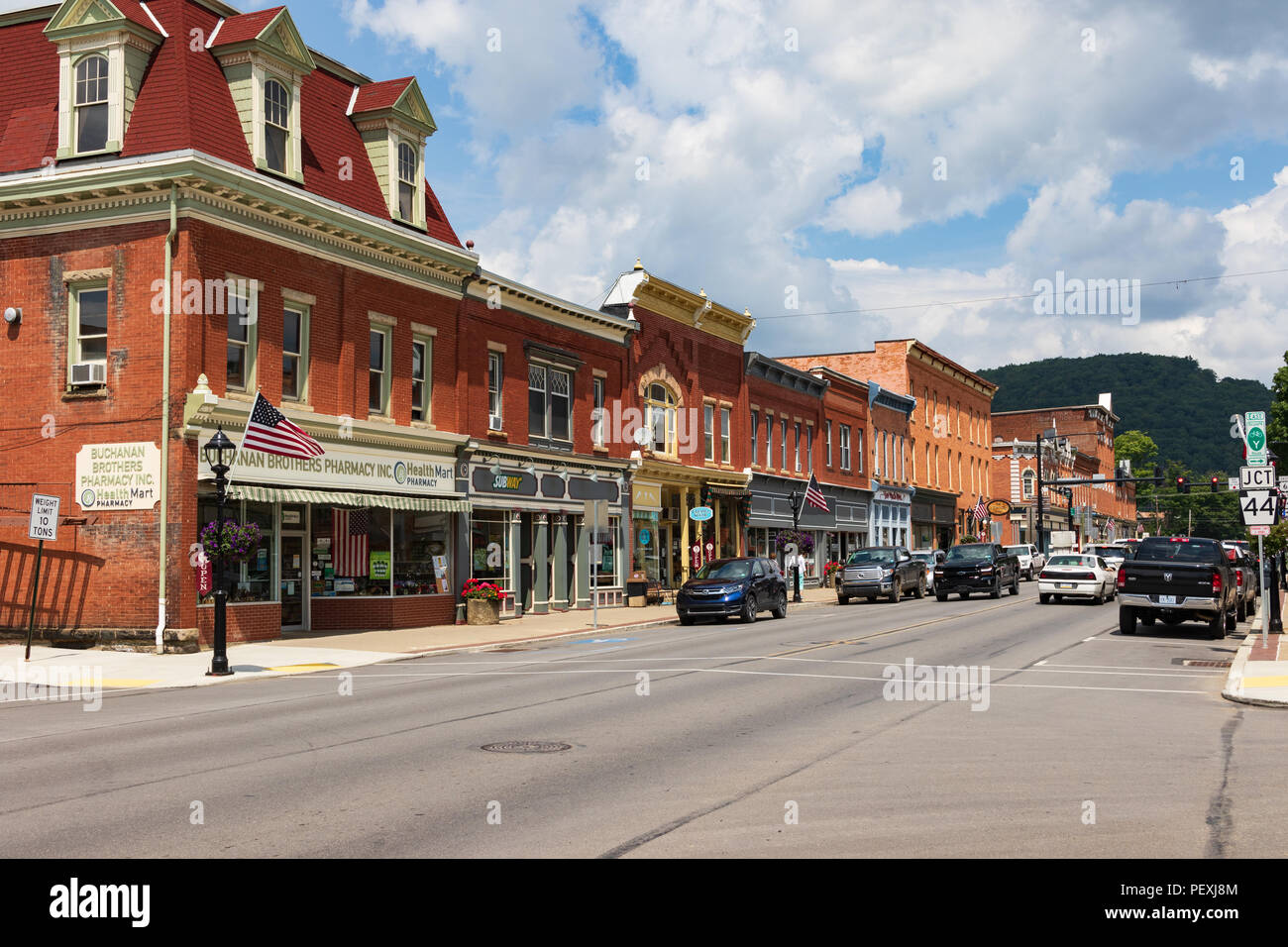 Prime Coudersport Stock Photos Coudersport Stock Images Alamy Download Free Architecture Designs Rallybritishbridgeorg