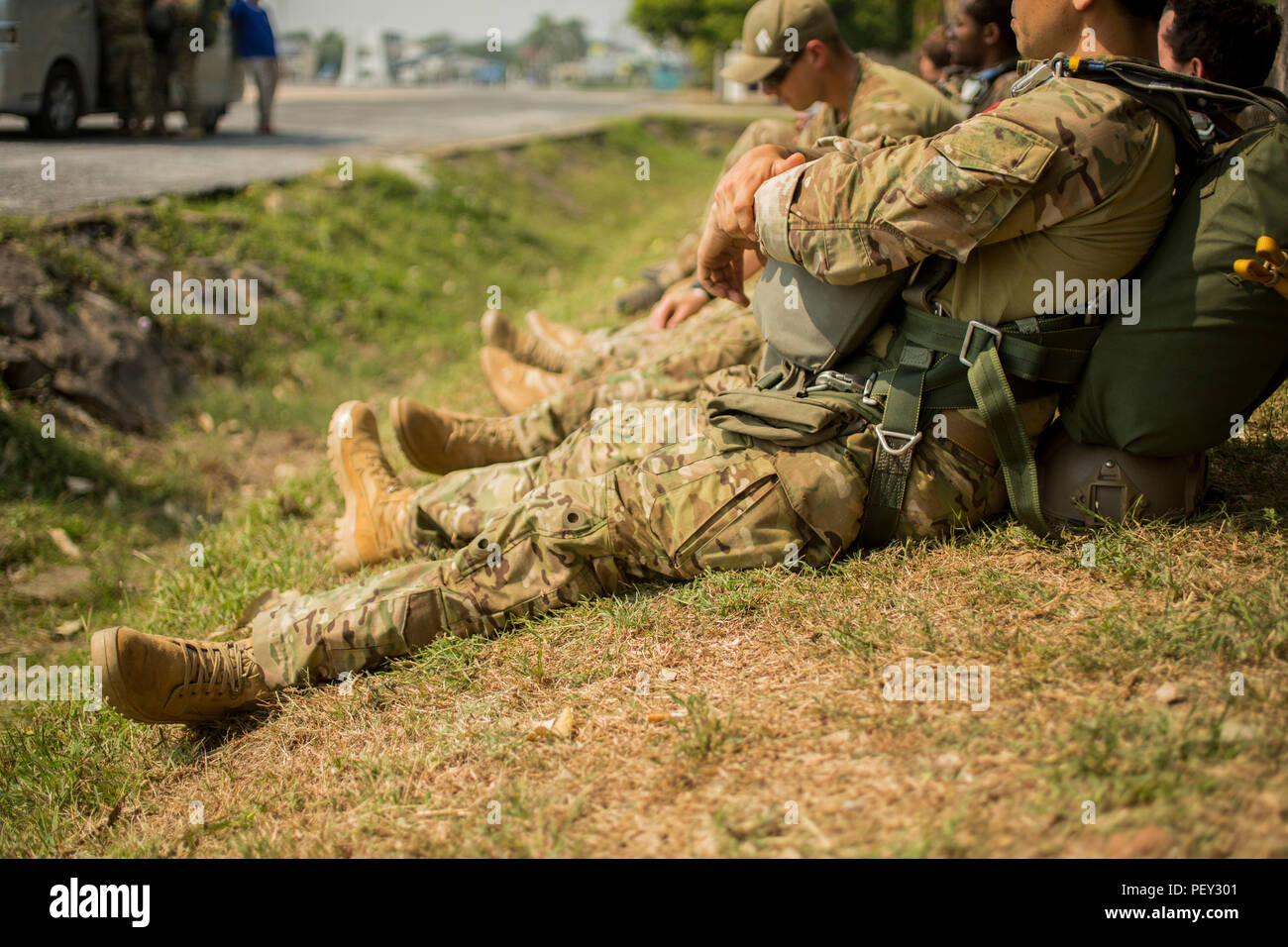 United States and Royal Thai Special Forces conduct a