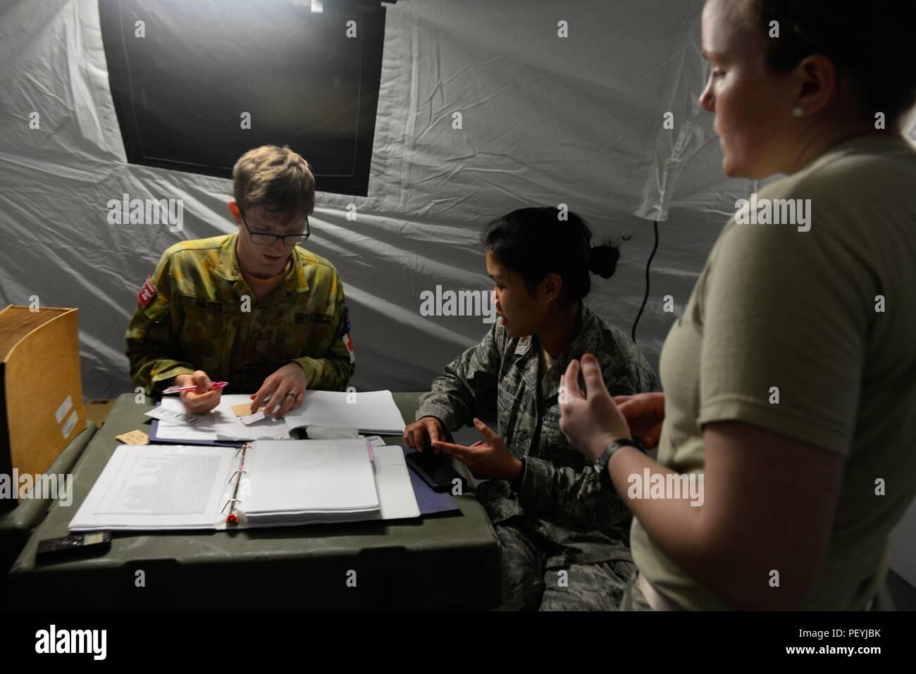 Royal Australian Air Force Maj Stock Photos & Royal