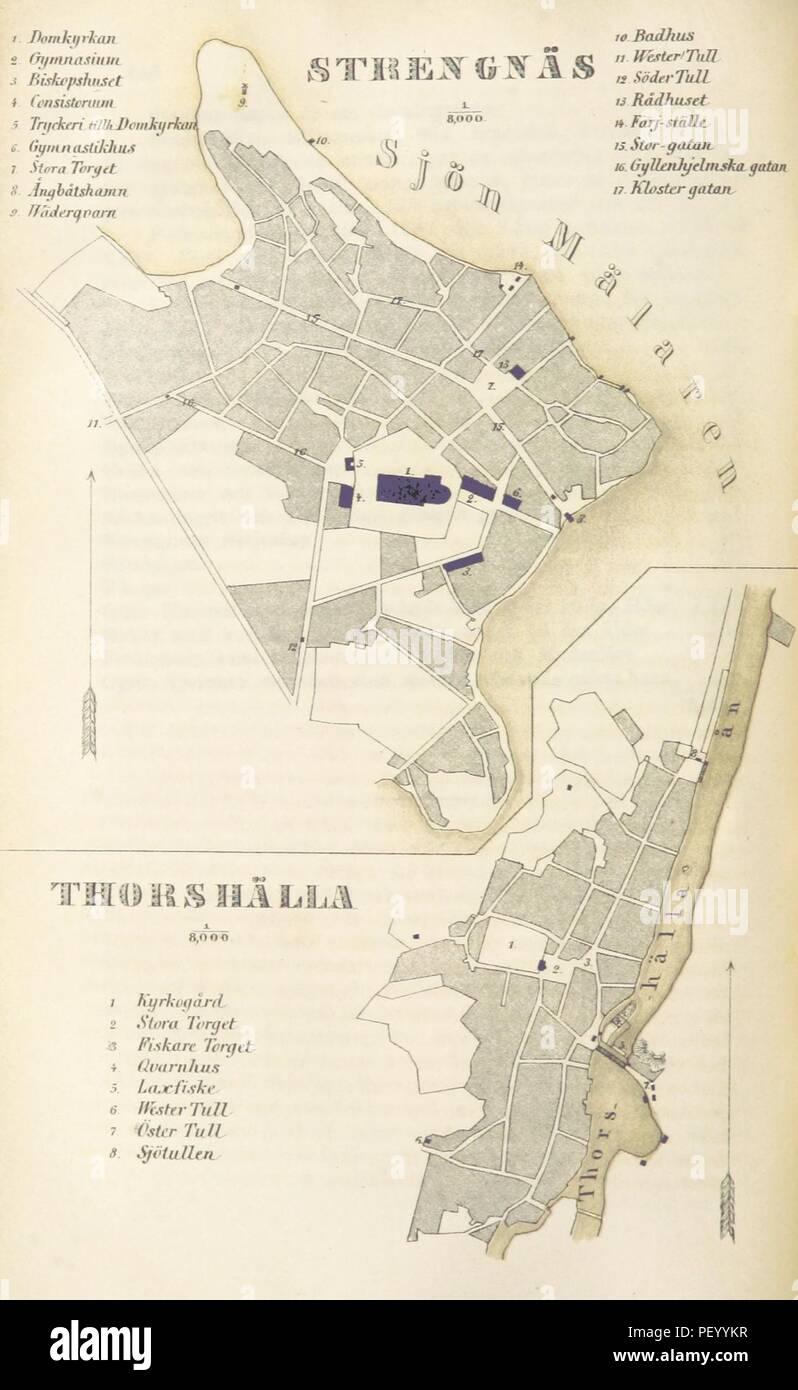 6300b2ae582 Image from page 178 of 'Försök till beskrifning öfver Sveriges städer i  historiskt, topografiskt och statistiskt hänseende, efter de bästa tryckta  källor ...