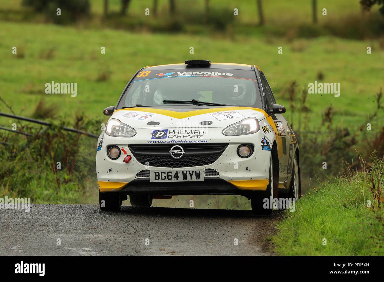 Rally Motor Credit >> County Antrim Northern Ireland 18th Aug 2018 John Mulholland