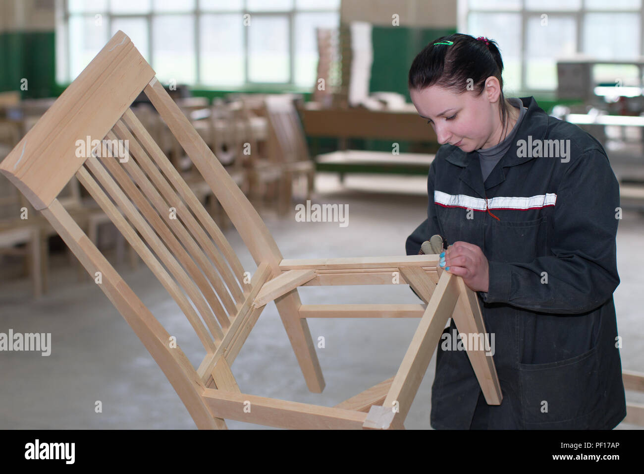 Carpenter Work Chair Stock Photos Amp Carpenter Work Chair