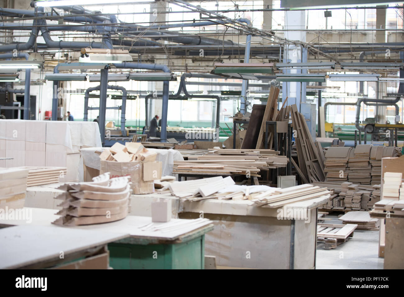 Woodworking Industry Workshop On Processing Of Dreshes