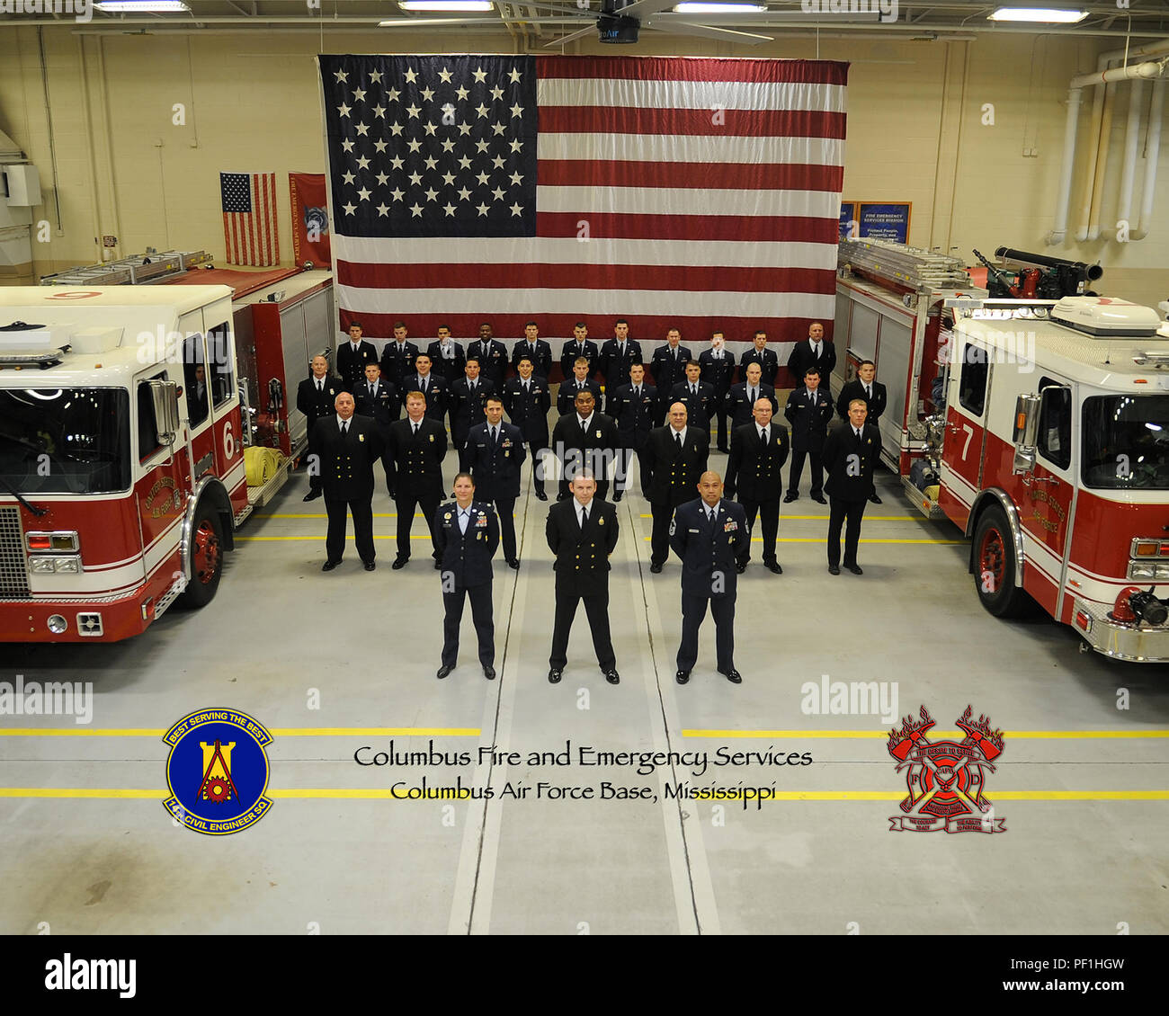Congratulations To The 14th Civil Engineer Squadron Fire Emergency