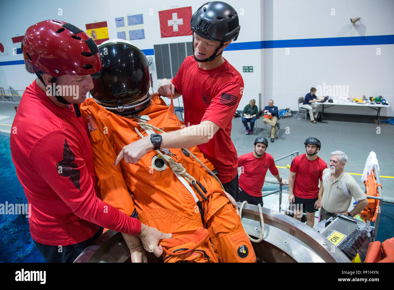 Astronaut At Work Stock Photos & Astronaut At Work Stock Images - Alamy