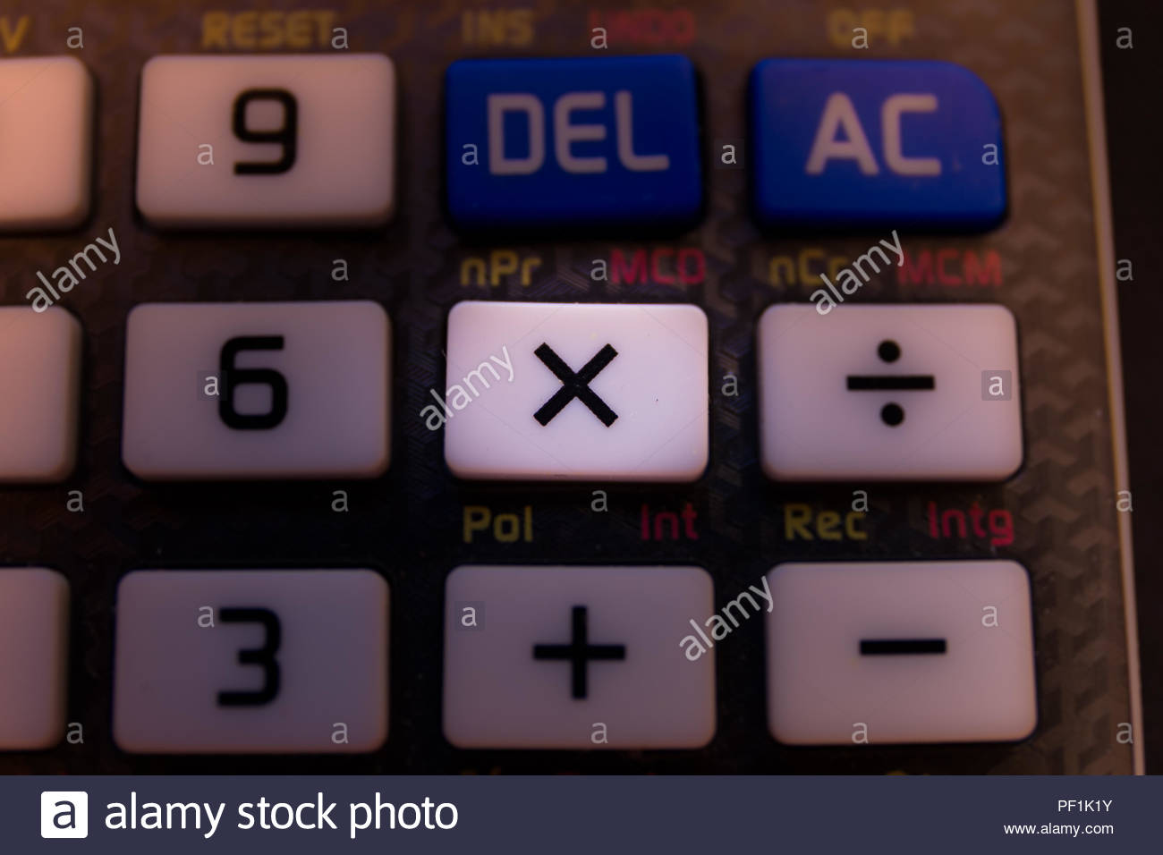 Multiplication Symbol Stock Photos Multiplication Symbol Stock