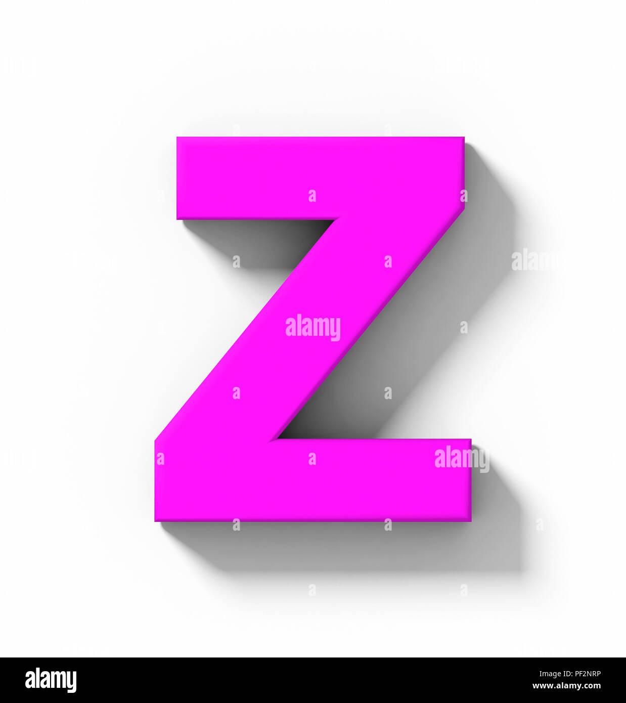 Purple Z Letter Stock Photos & Purple Z Letter Stock Images - Alamy
