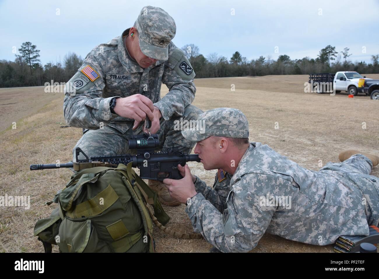 0367 Staff Sgt Joel Strauch 1st Battalion 19th Infantry 198th