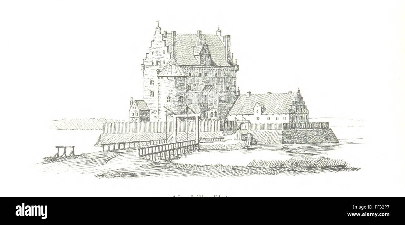 Image  from page 70 of 'Danmarks Riges Historie af J. Steenstrup, Kr. Erslev, A. Heise, V. Mollerup, J. A. Fridericia, E. Holm, A. D. Jørgensen. Historisk illustreret' . - Stock Image