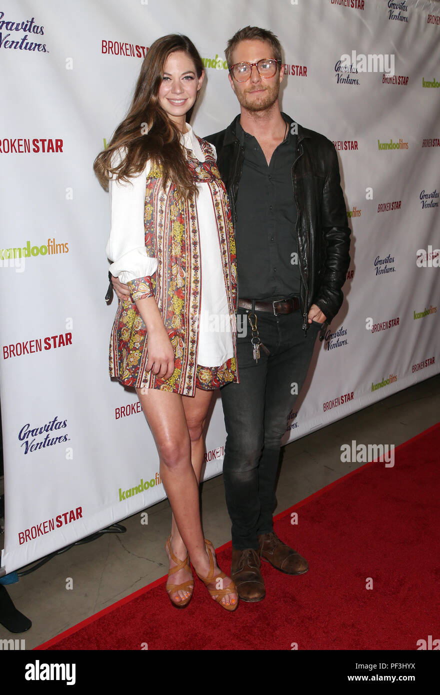 Analeigh Tipton And Jake Mcdorman