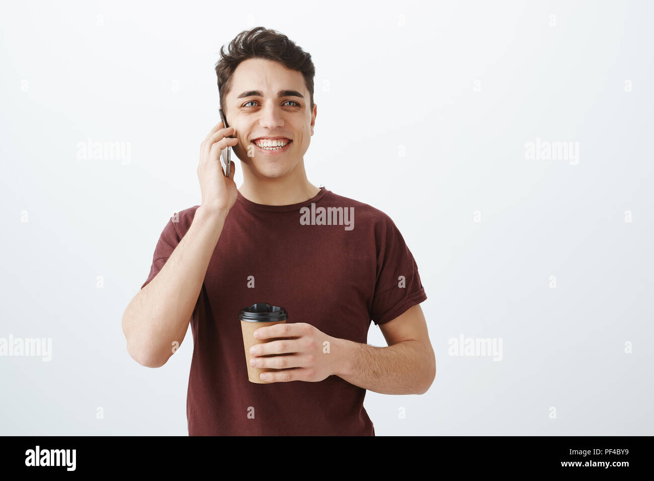 Online dating talking on the phone