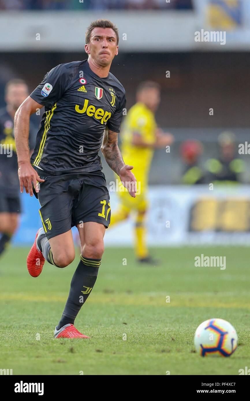 Verona Italien 18th Aug 2018 Firo 18 08 2018 Football