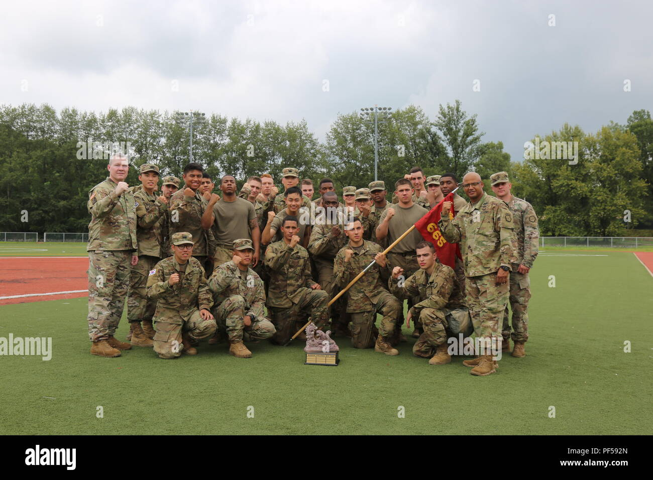 Th combat sustainment support battalion stock photos