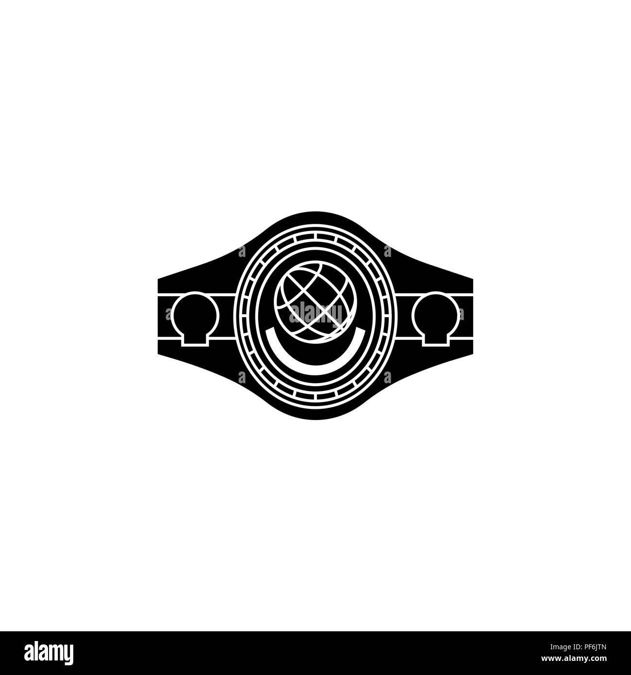 championship belt cut out stock images pictures alamy