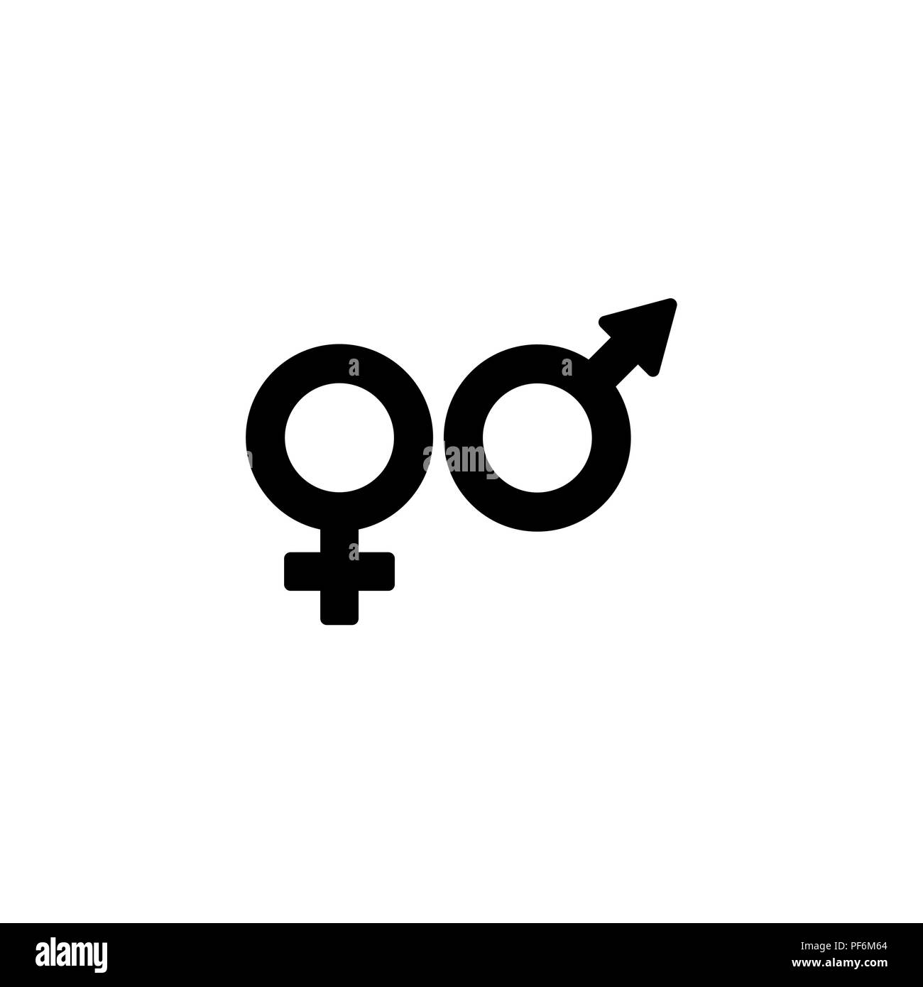 web line icon gender symbol symbols of men and women stock vector image art alamy https www alamy com web line icon gender symbol symbols of men and women image215891820 html