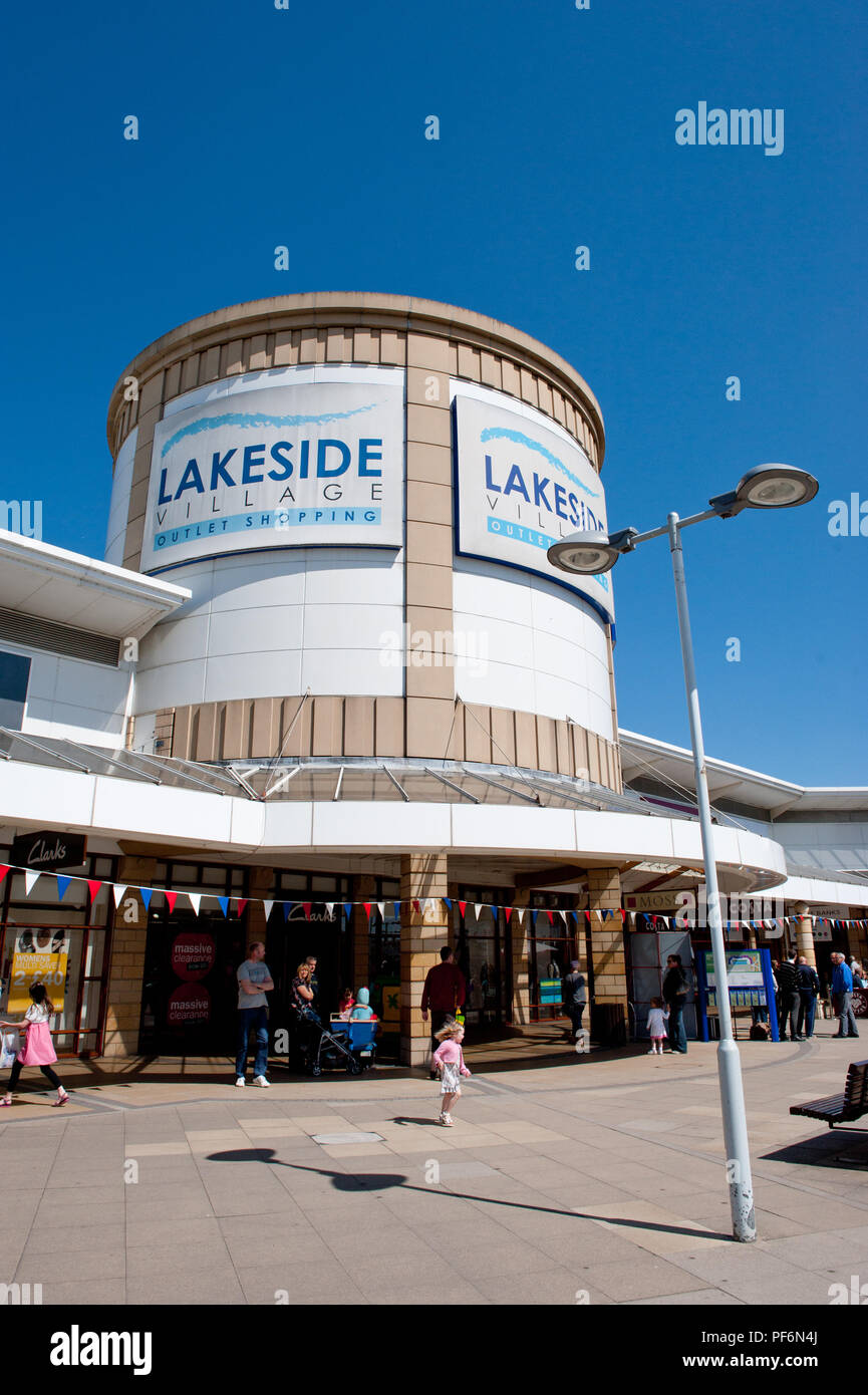 808311ed9 Lakeside Village Outlet Shopping in Doncaster Soiuth Yorkshire UK ...