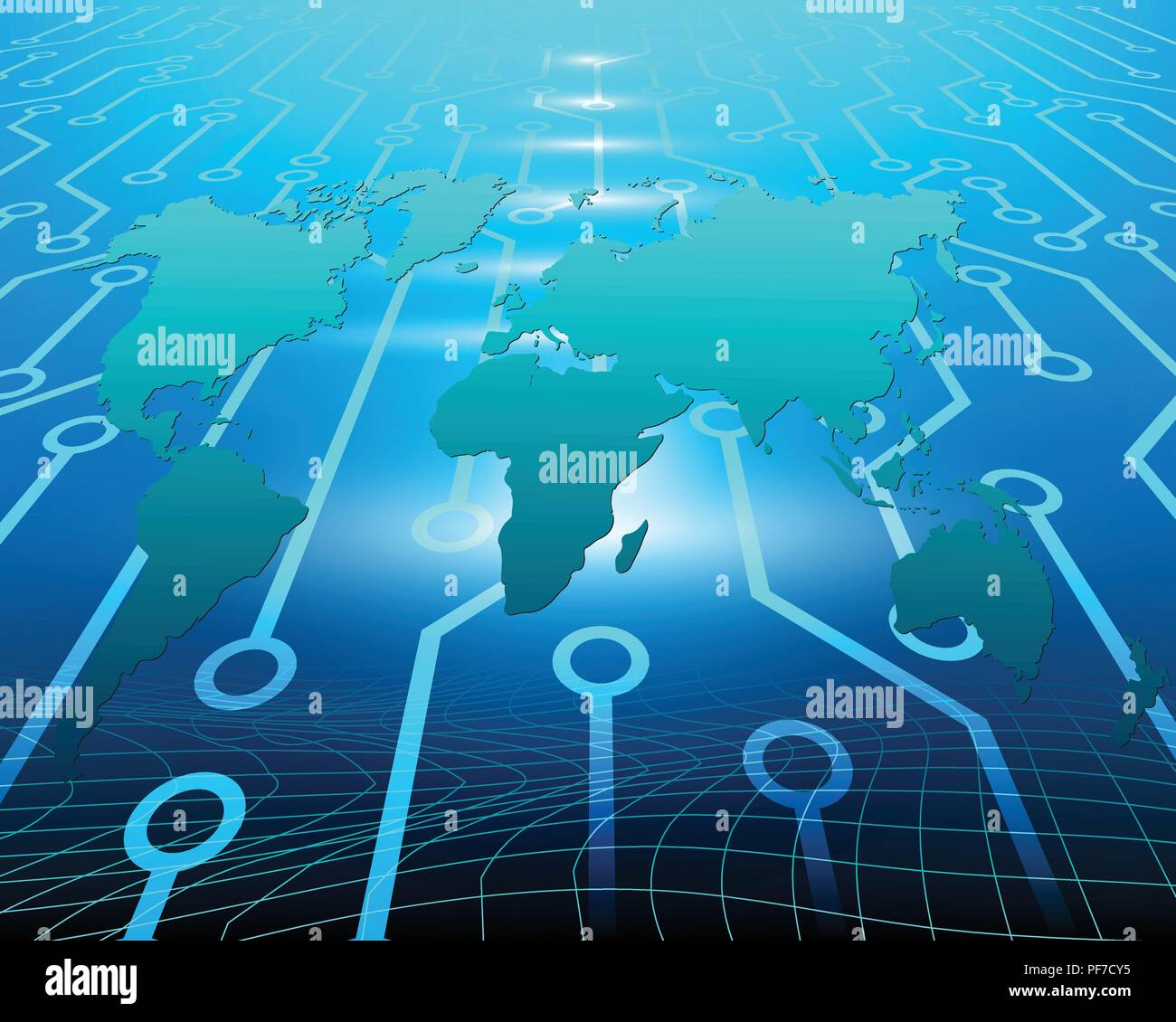 Process Map Stock Photos Images Alamy Circuit Symbols Class Ideas 8th Grade Mindmap Galaxy World Cyber Wireless Internet Network Connection Business Zone Online With Symbolsvector Illustration