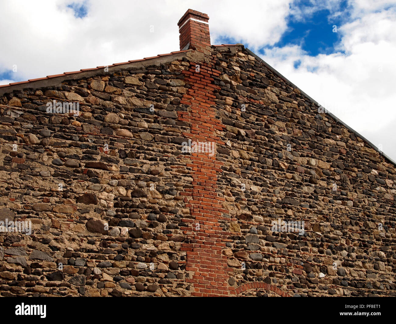 Exposed Brick Wall Stock Photos Amp Exposed Brick Wall Stock