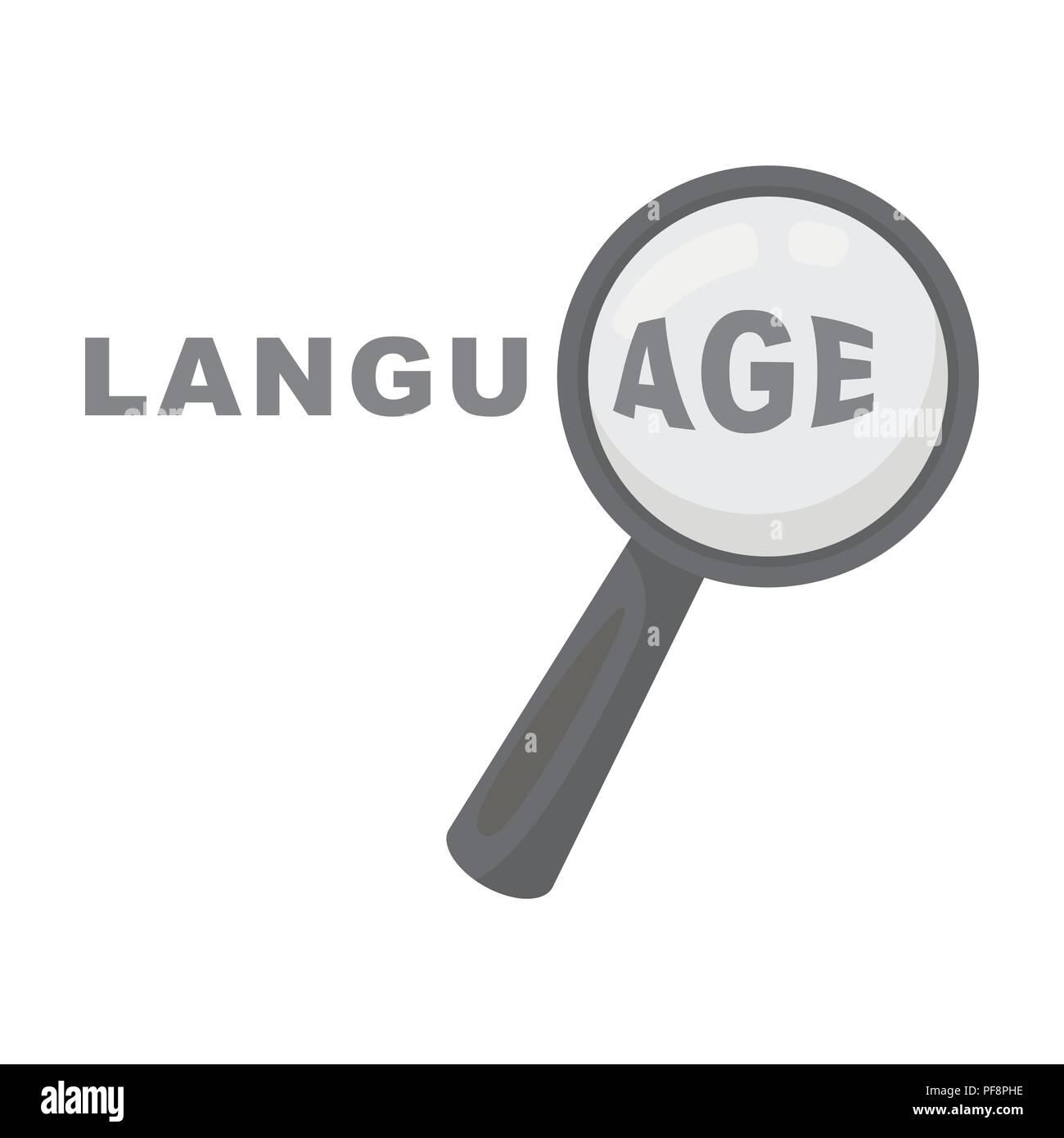 Language Translator Stock Vector Images Alamy