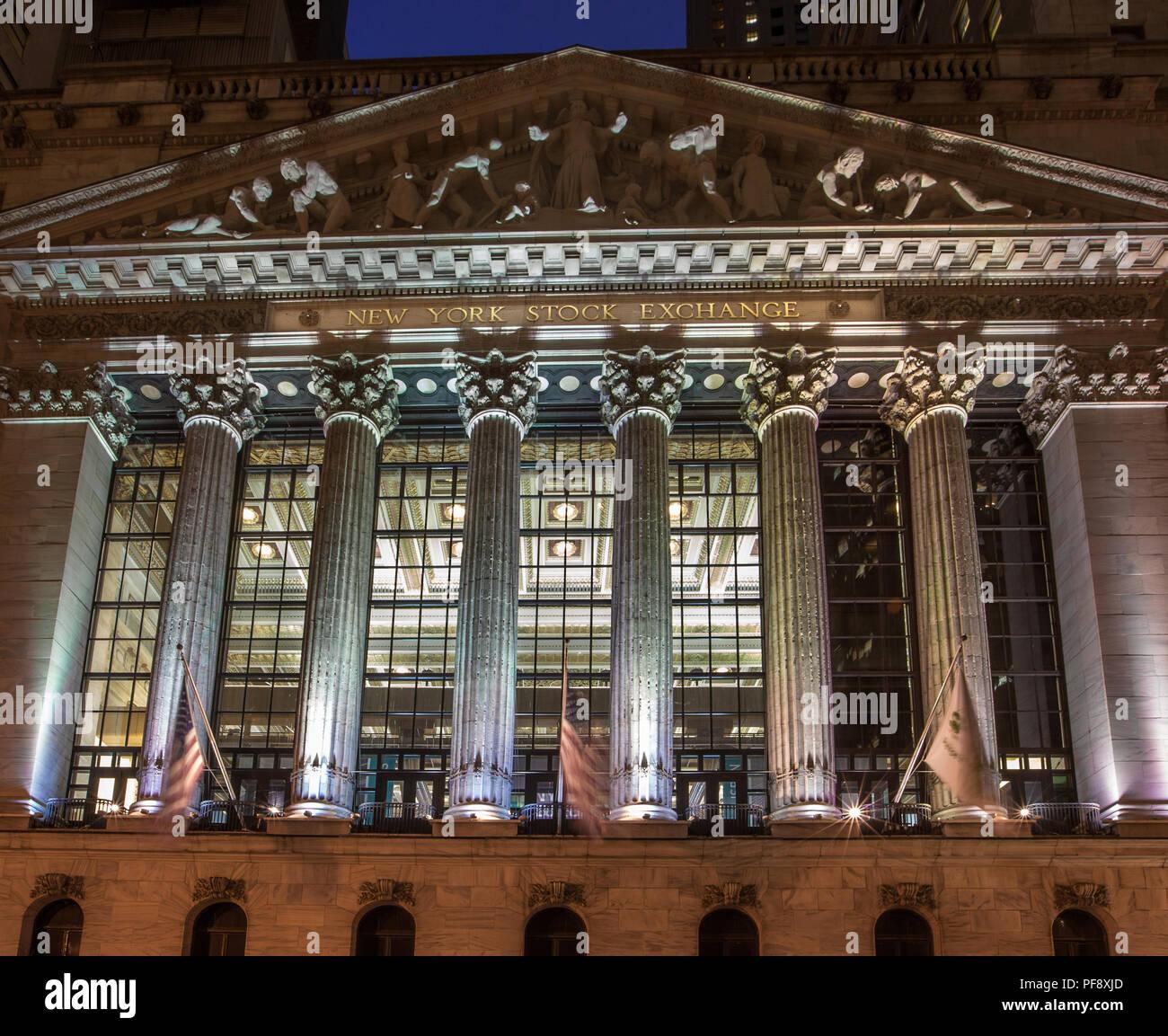 Newyork Stock Exchange Stock Photos & Newyork Stock Exchange