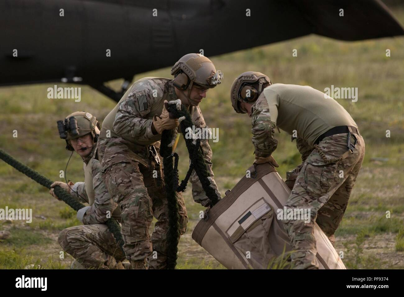 BOURNE, Mass  – Soldiers from the 20th Special Forces Group