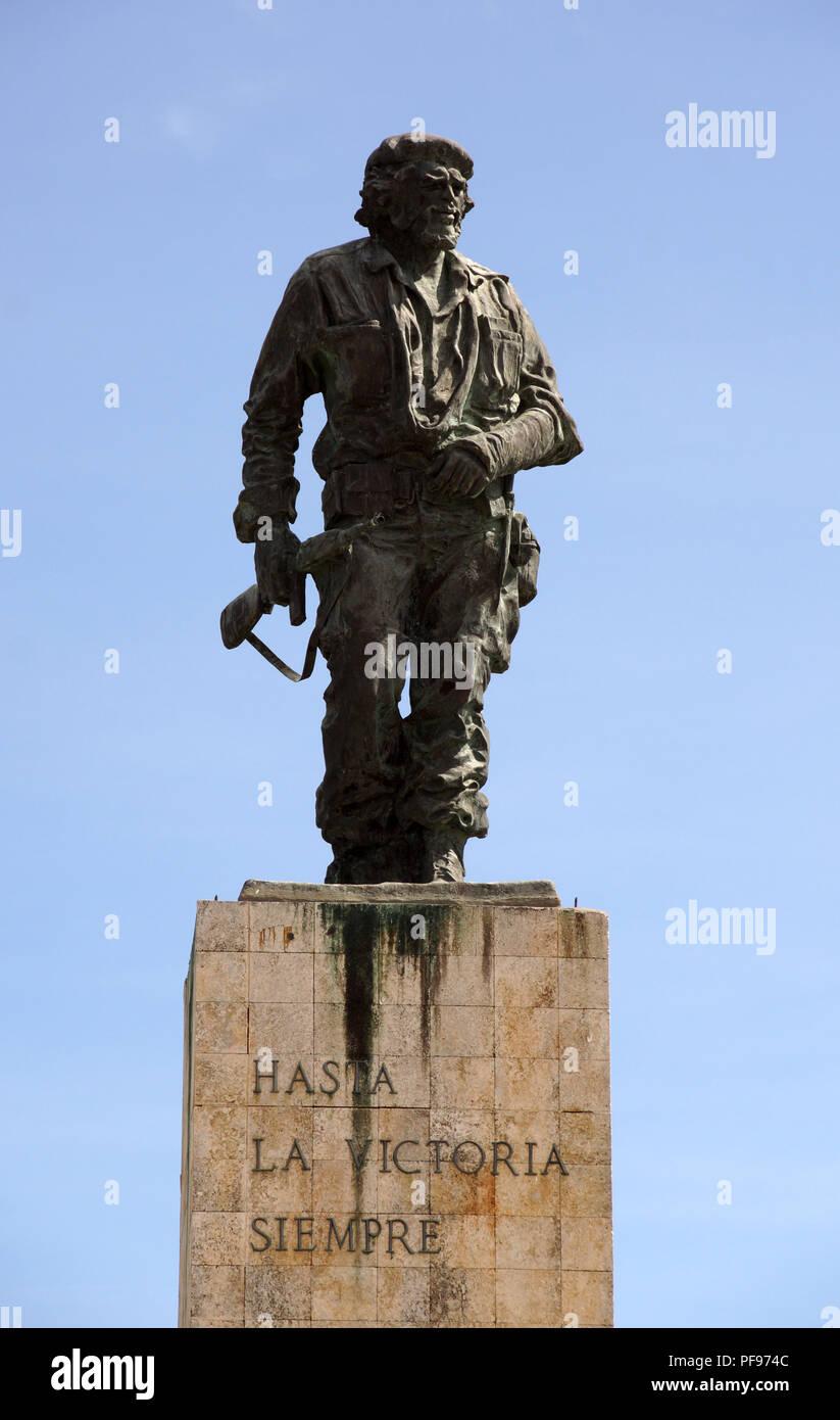 Che Guevara Monument Santa Clara, Cuba - Stock Image