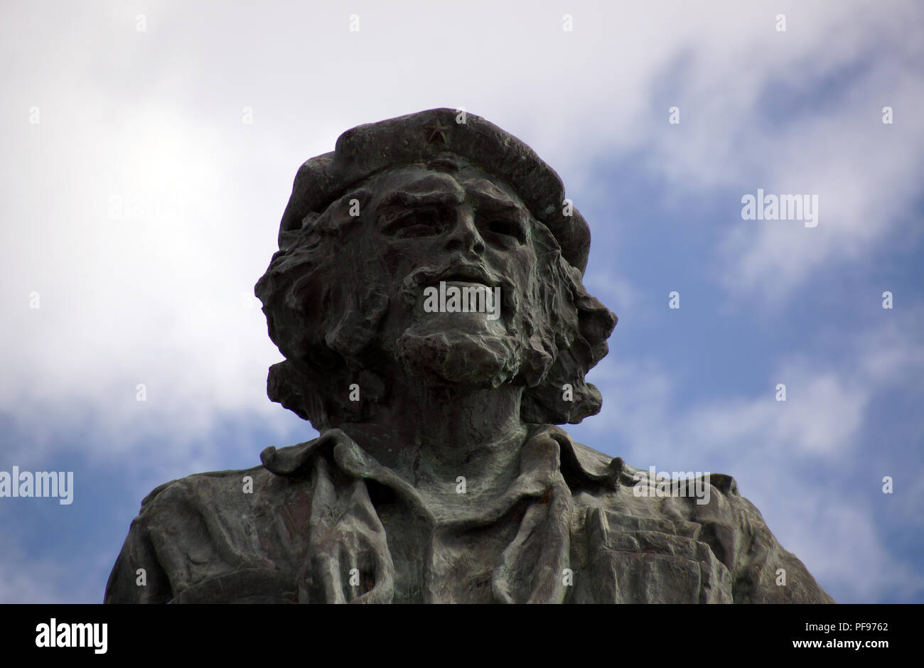 Che Guevara Monument in Santa Clara, Cuba - Stock Image