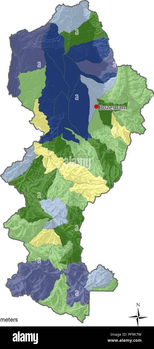 Wetlands Wetland Ecology Wetland Management Gallatin River Watershed Acres Of Pa Rine Wetlands