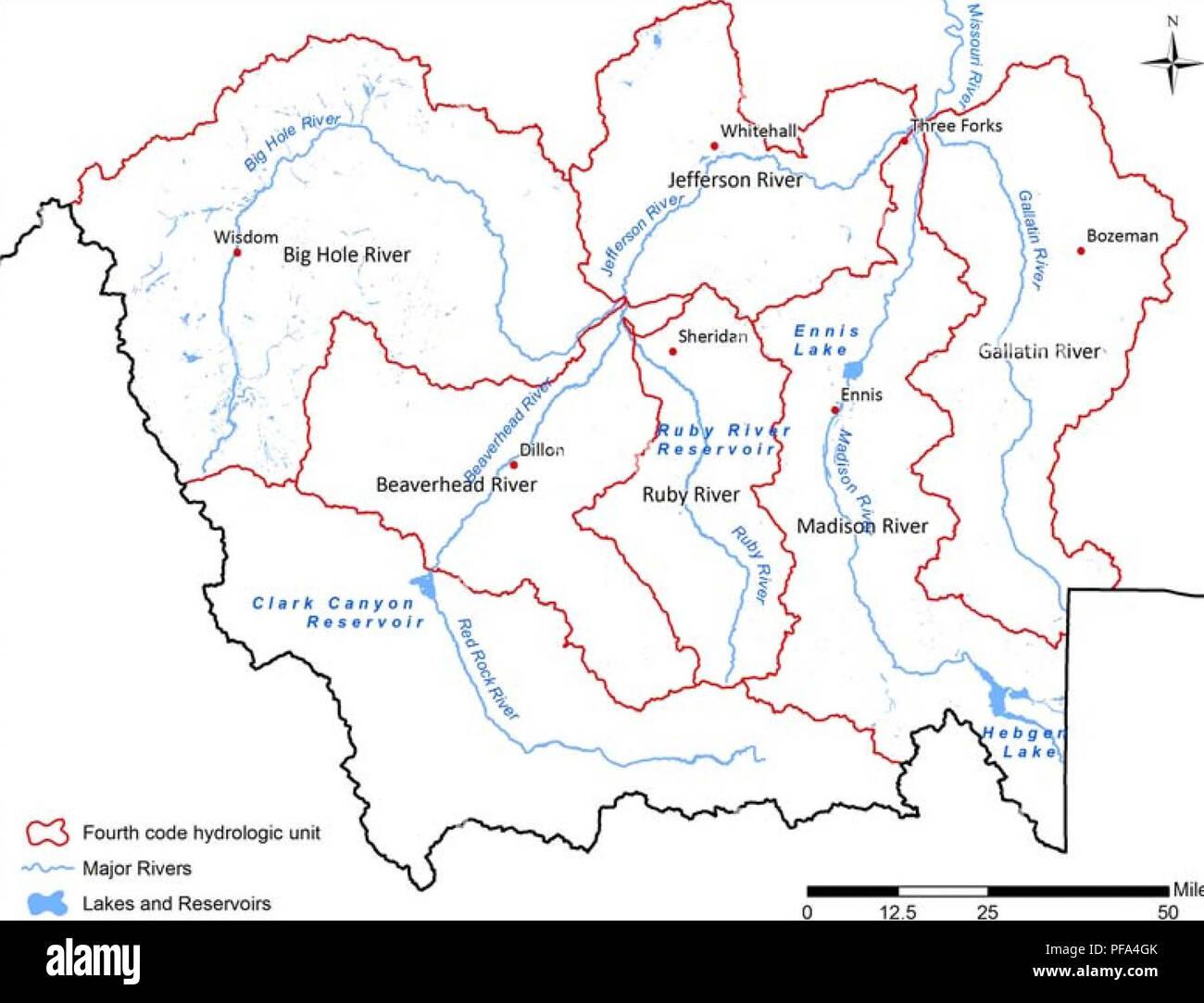 Southwest Montana wetland assessment : developing a