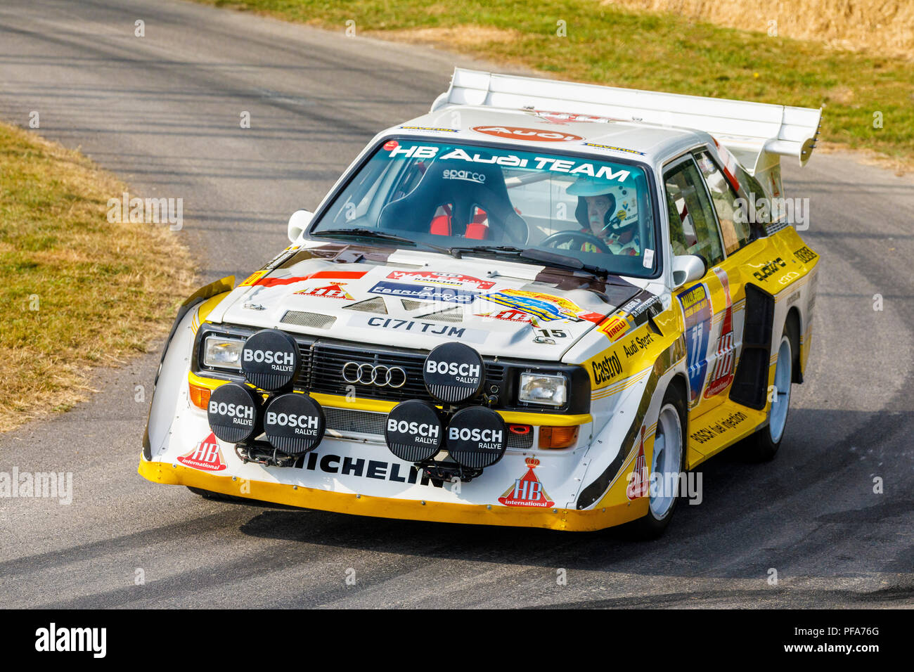 Rally Car Stock Photos Rally Car Stock Images Alamy