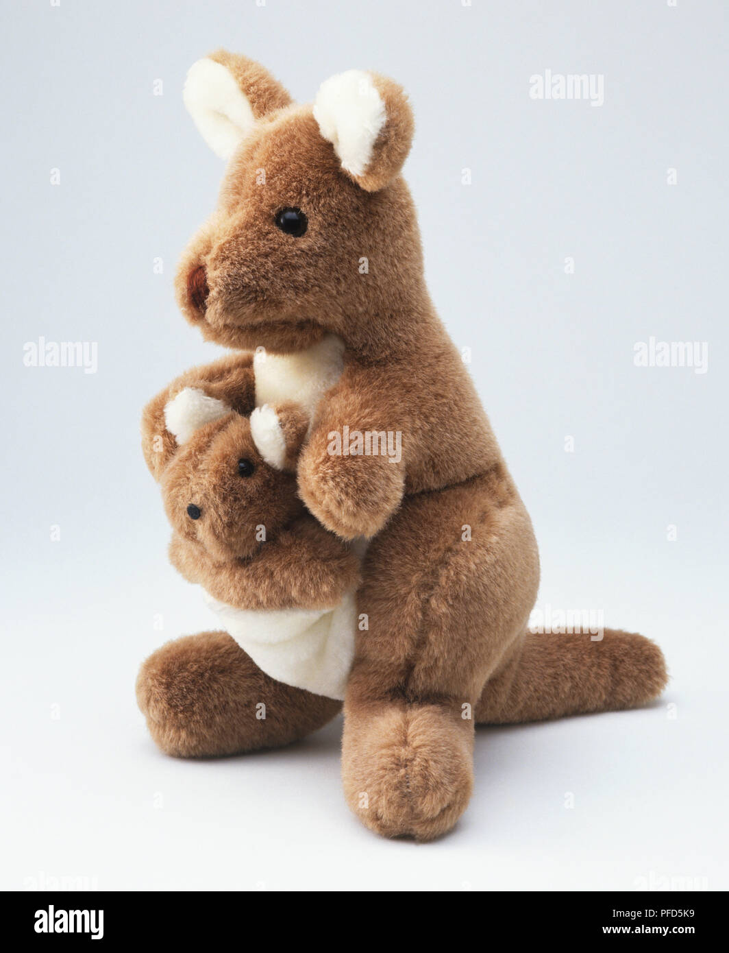 Kangaroo Stuffed Animal Stock Photos Kangaroo Stuffed Animal Stock