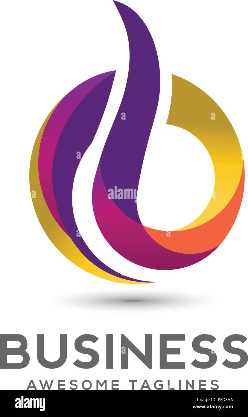 letter-b-colorful-logo-design-vector-creative-letter-b-rainbow-gradient-logo-concept-illustration-PFD8AA Ideas For Creative Vector Art Logo @bookmarkpages.info
