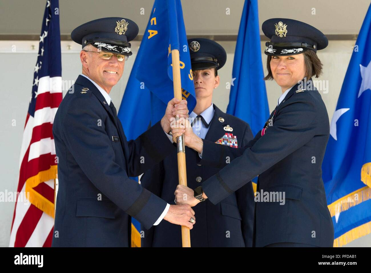 fad86d821e2 U.S. Air Force Academy – Col. Jacqueline Breeden, outgoing United States  Air Force Academy Preparatory School commander, relinquishes command of the  United ...