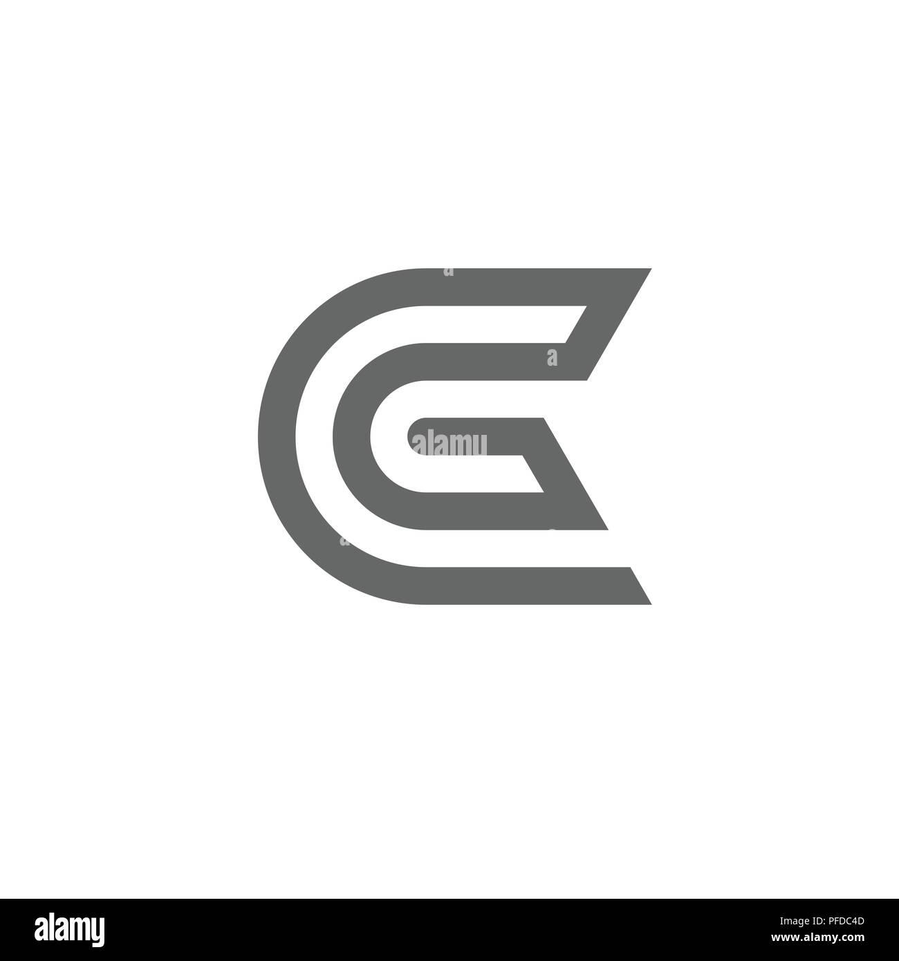 g letter logo with circle design vector illustration template letter g logo vector creative letter g letter logo