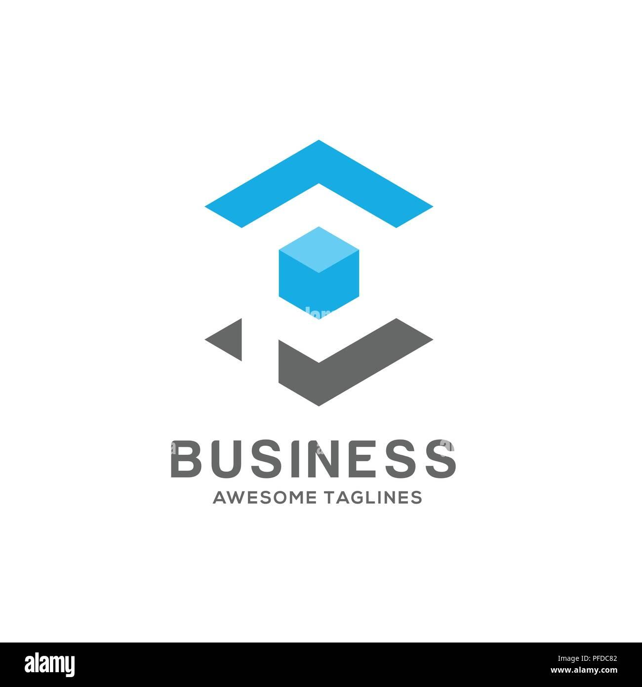letter p square box logo vector illustration template letter p trend logo vector creative letter p letter logo