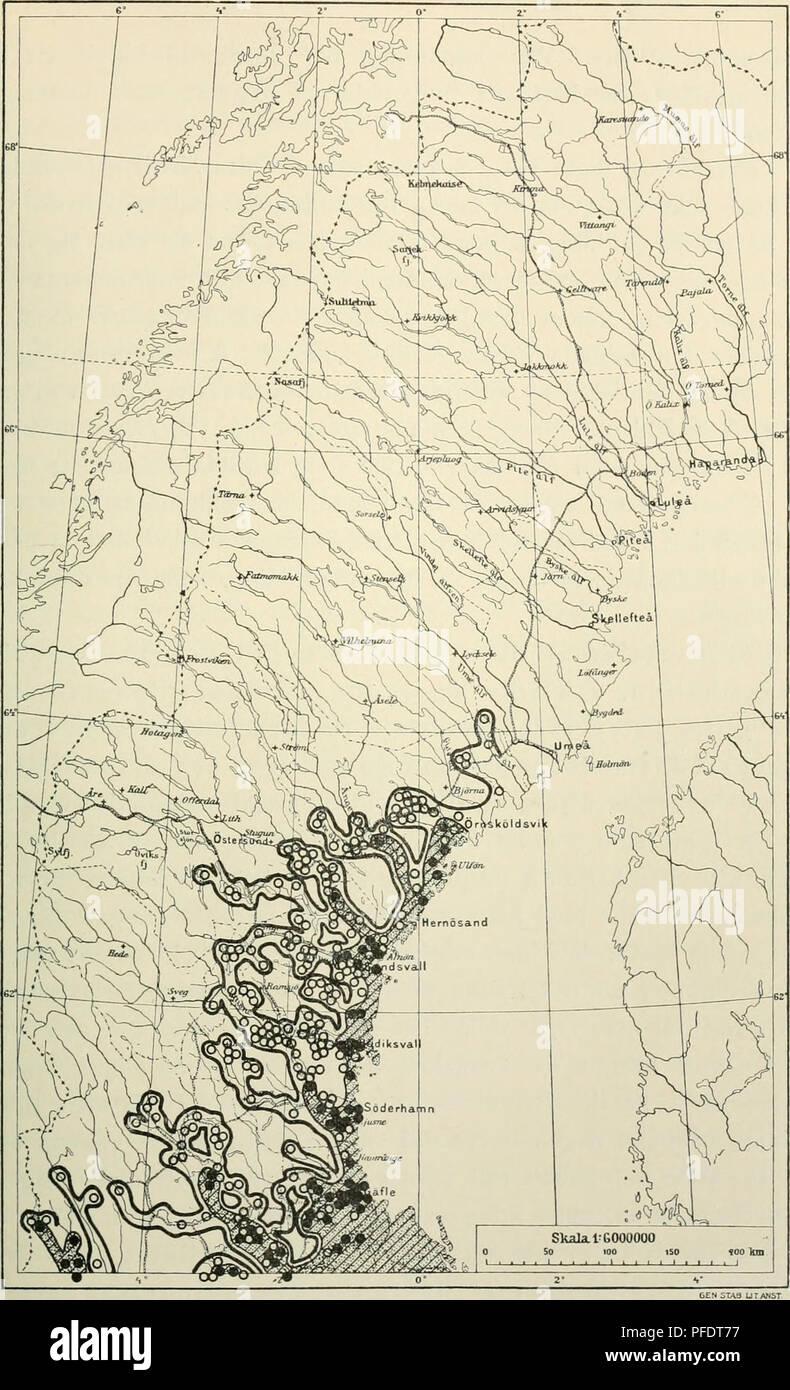 Karta Syd Norge.Men G Stock Photos Men G Stock Images Alamy