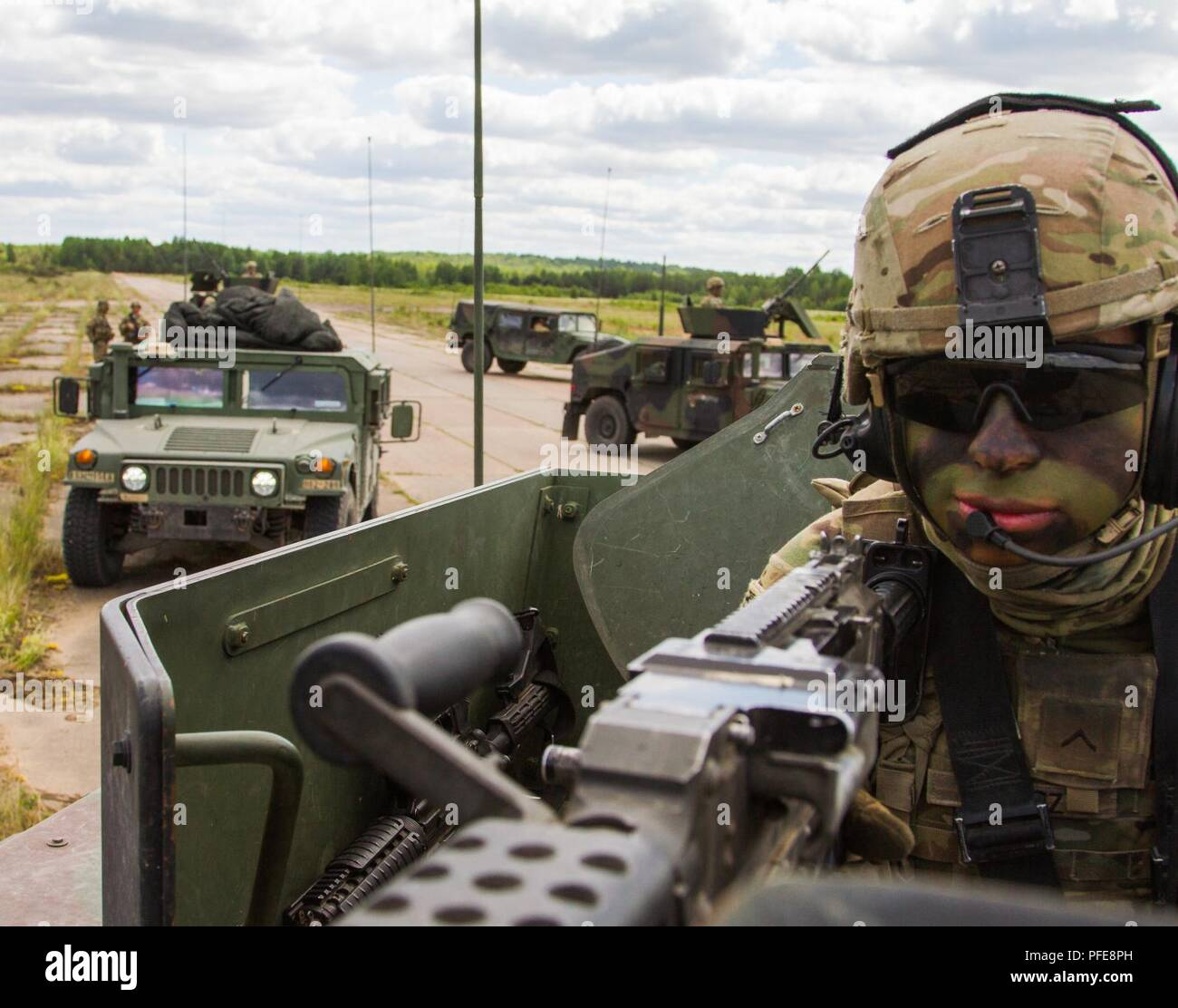 527th Military Police Company High Resolution Stock Photography And Images Alamy