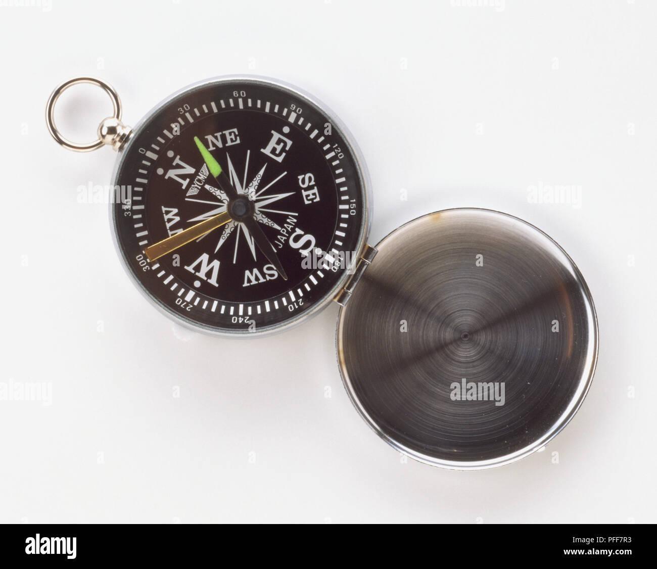 Pocket Compass Stock Photos & Pocket Compass Stock Images