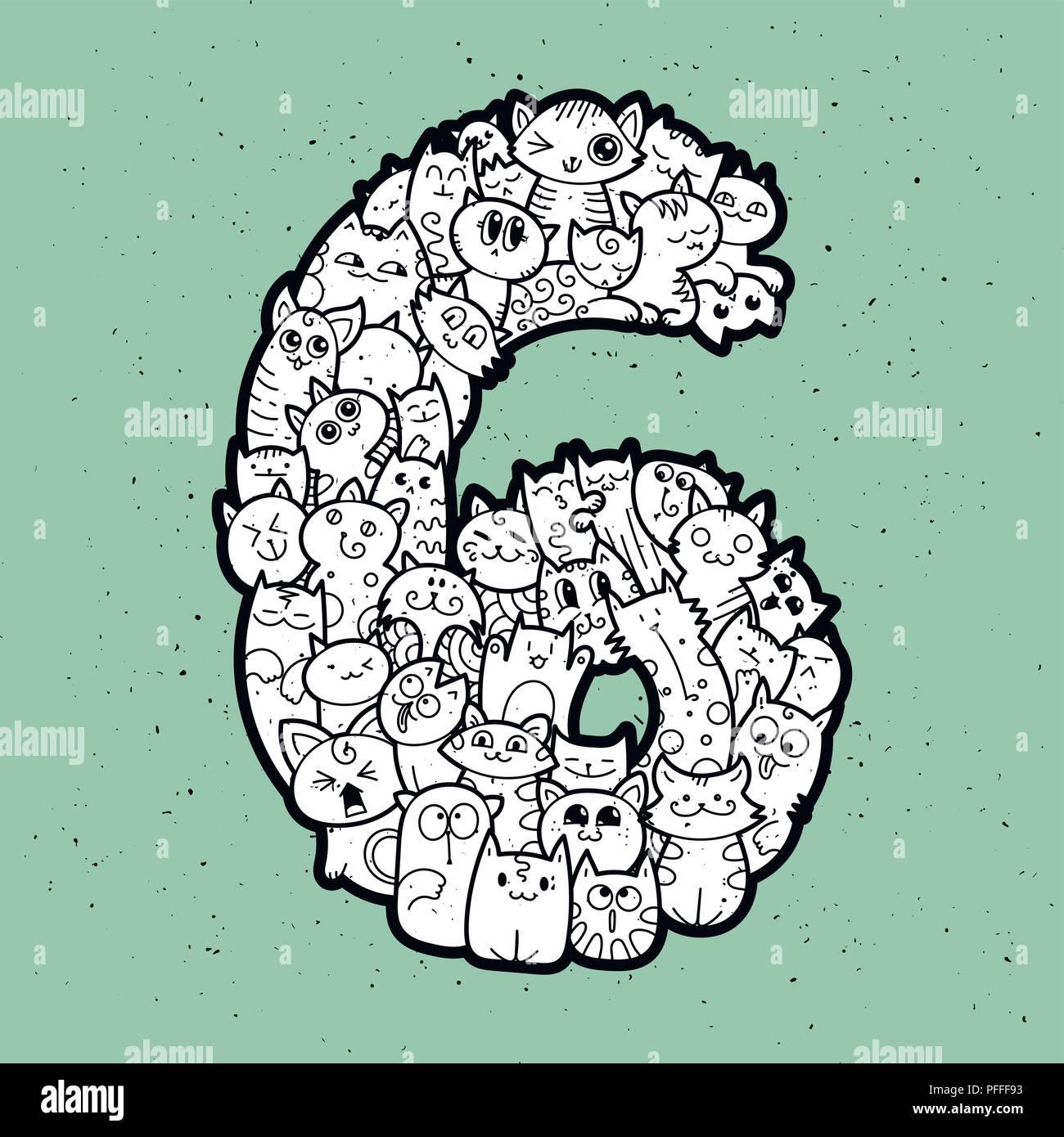 Letter Monster Cartoon Illustration Stock Photos & Letter Monster ...