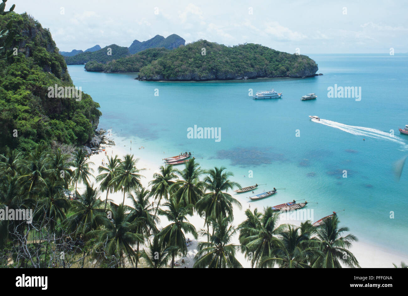 Talab Islands: attractions, photo