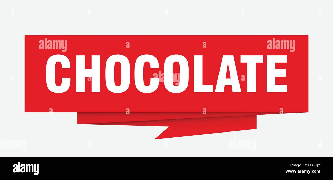 speech on chocolate