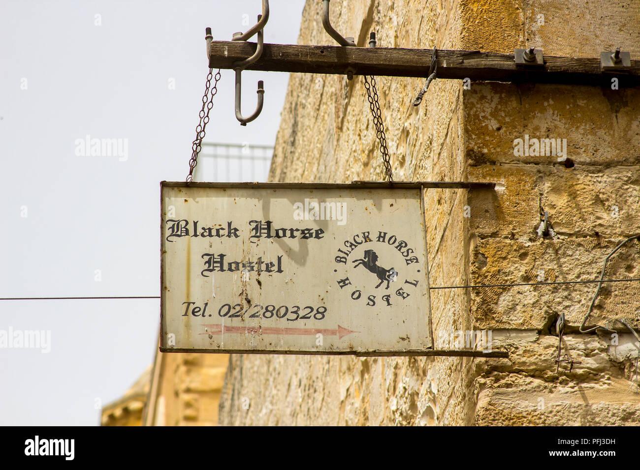 Black Horse Hostel Stock Photos & Black Horse Hostel Stock