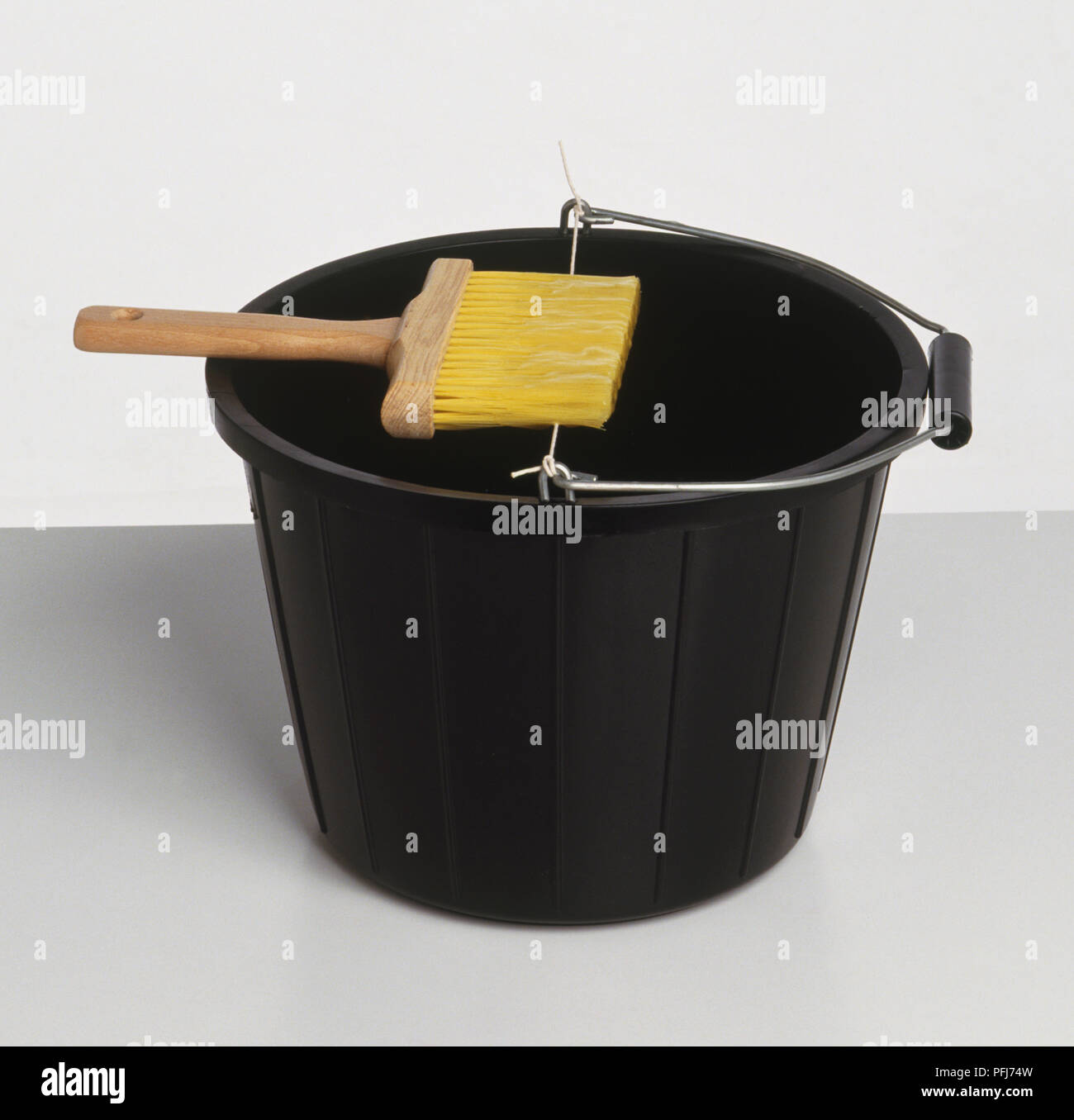 Wallpaper Paste Bucket High Resolution Stock Photography And Images Alamy