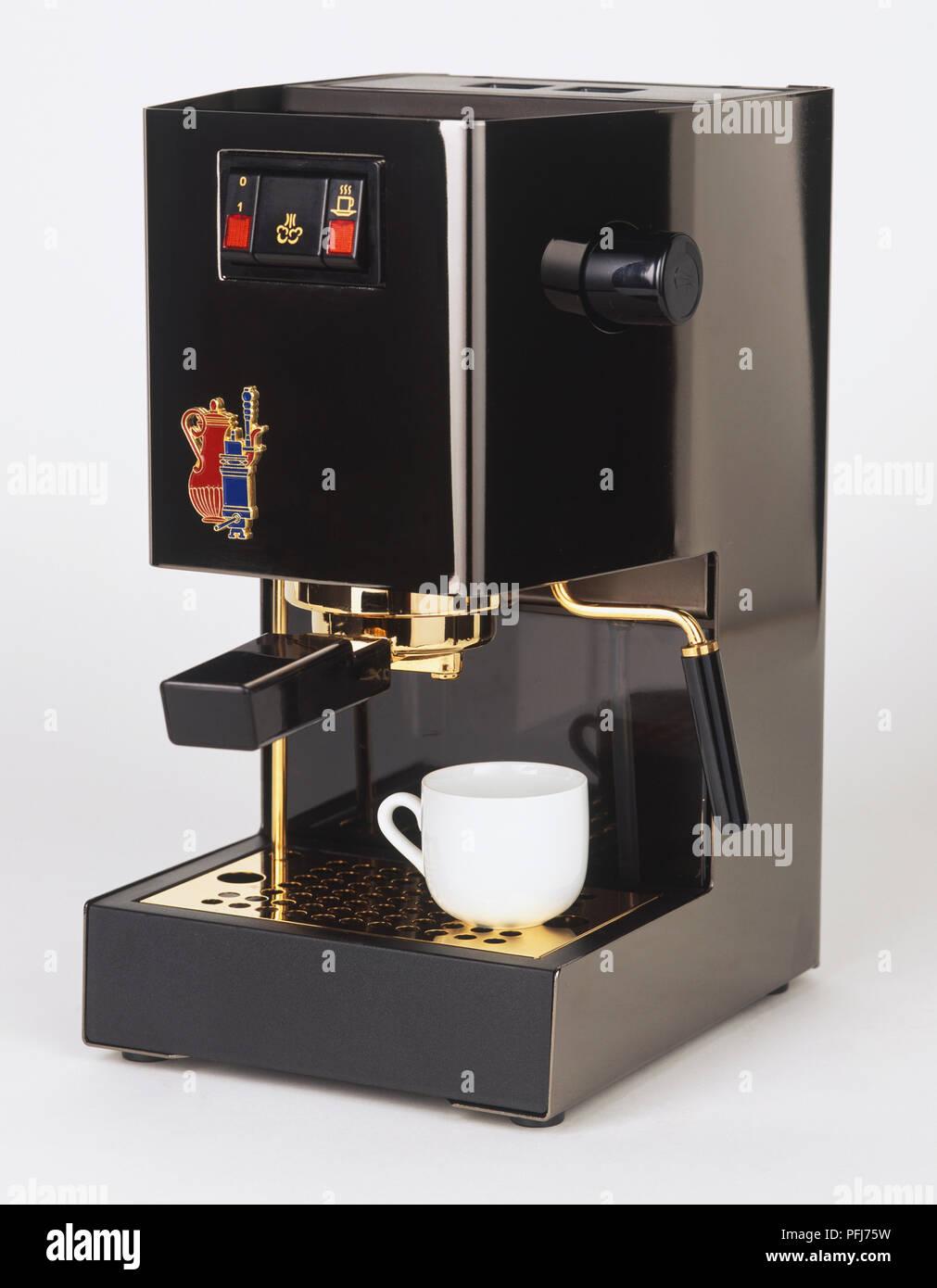 Gaggia Coffee Machine Stock Photos Gaggia Coffee Machine