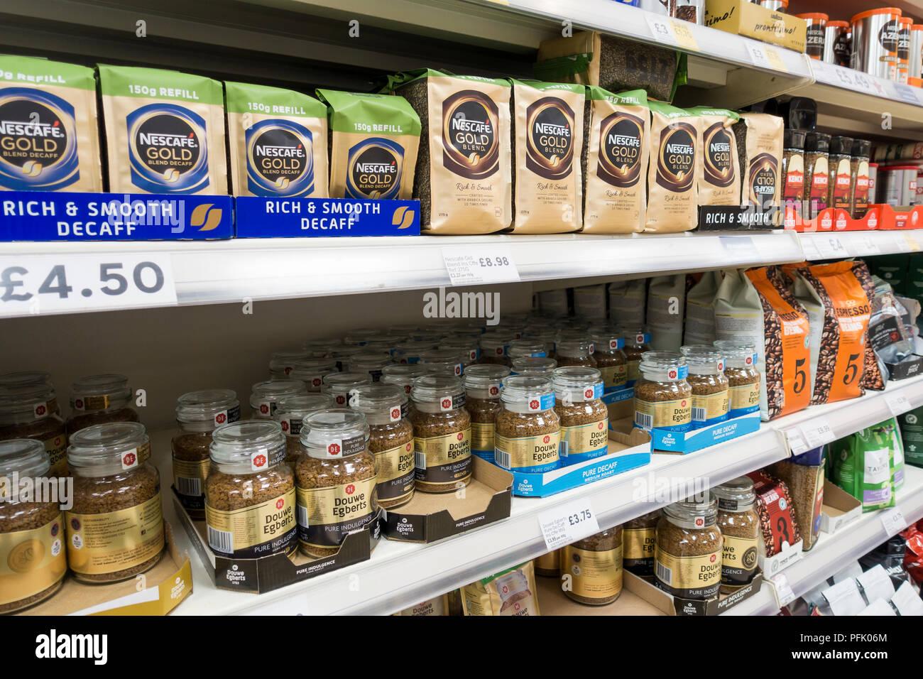 Douwe Egberts Coffee Stock Photos Douwe Egberts Coffee